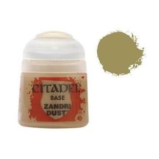 Citadel: Base - Zandri Dust