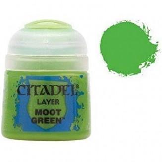 Citadel: Layer - Moot Green