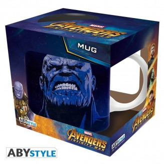 MARVEL - Mug - 320 ml - Infinity War