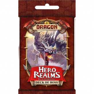 Hero Realms - Deck de Boss : Dragon