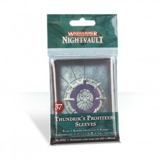 Warhammer Underworld : Accessoires - Thundrik's Profiteers Sleeves