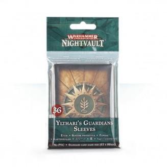 Warhammer Underworld : Accessoires - Ylthari's Guardians Sleeves