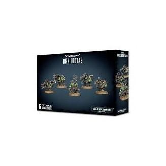 Warhammer 40000 - Orks - Ork Lootas