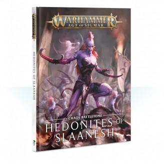Age of Sigmar : Chaos Battletome - Hedonites of Slaanesh