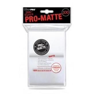 Ultra Pro - Pro Matte Standart Blanc