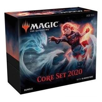 Magic the Gathering : Edition de Base 2020 -Bundle
