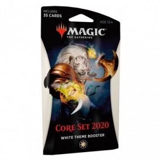 Magic the Gathering - Core Set 2020 - Theme Booster White (Anglais)