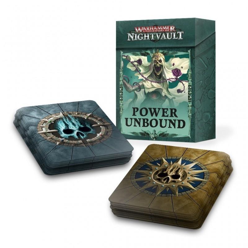 Warhammer UnderWorlds : Nightvault - Pouvoir Infini