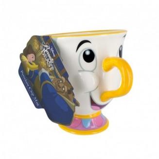 DISNEY - Mug Zip (La Belle et la Bête)