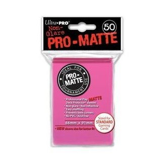 Ultra Pro - Pro Matte Standard 50