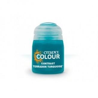 Citadel : Contrast - Terradon Turquoise (18ml)