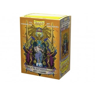 Dragon Shield Sleeves : Queen Athromark