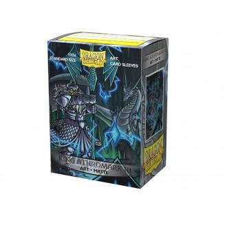 Dragon Shield Sleeves : King Athromark III Matte