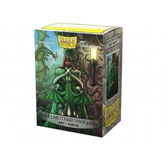 Dragon Shield Sleeves : King Mothar Vanguard Matte