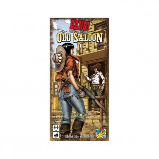 Bang! Le Jeu De Dés - Old Saloon