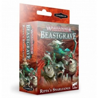 Warhammer Underworlds: Beastgrave – Les Crocs Saillants de Rippa