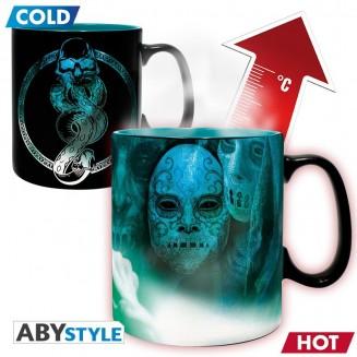 HARRY POTTER - Mug Heat Change - 460 ml - Voldemort