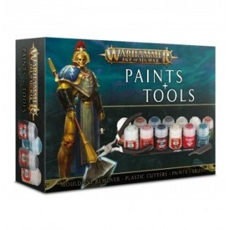Aos Paints+Tools Can/Pol/Fin/Swe/Den/Nor