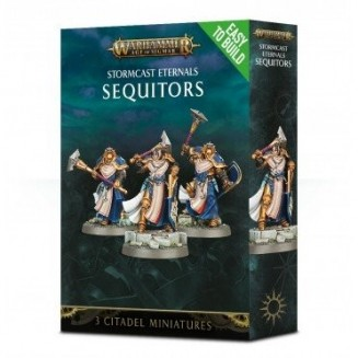 Age of Sigmar : Easy to Build - Stormcast Eternals Sequitors