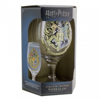 HARRY POTTER - Verre Thermo reactif à froid Hogwarts 400 ml