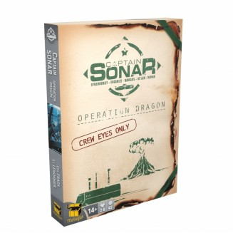 Captain Sonar - Operation Dragon