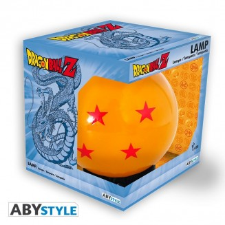"DRAGON BALL - Lampe - ""Boule de Cristal"""