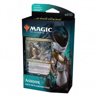 Magic the Gathering : Theros par-delà la Mort - Deck Planeswalker – Ashiok