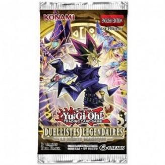 YU-GI-OH! JCC - Booster Duelliste Légendaires : Le Héros Magique