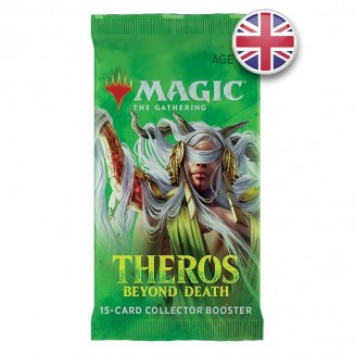 Magic the Gathering - Theros Par-Delà la Mort - Booster Collector
