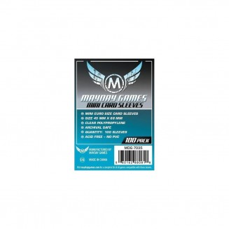 Mayday - Mini Euro Sleeves - 45x68 mm - 100p