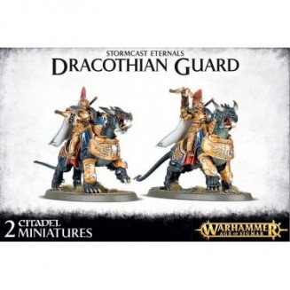 Age of Sigmar : Order - Stormcast Eternals Dracothian Guard