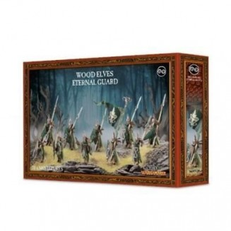 Age of Sigmar : Wood Elves - Eternal Guard