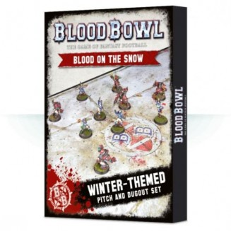 BloodBowl: Blood on the snow