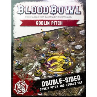 BloodBowl: Goblin Pitch
