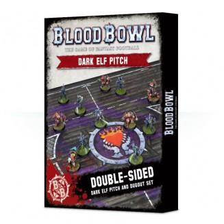 BloodBowl: Dark Elf Pitch