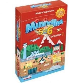 Minivilles - Extension 5/6 Joueurs