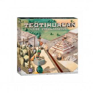 Teotihuacan - Extension L'Age Préclassique