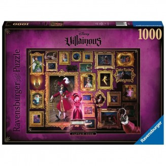 Puzzle Villainous - Capitaine Crochet