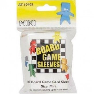 Arcane Tinmen - Board Game Sleeves 100 Mini