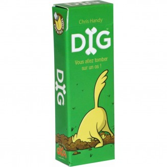 Chewing Game : Dig