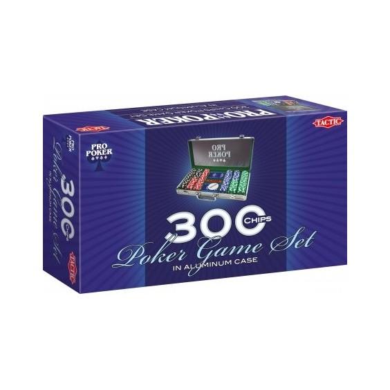 POKER - MALLETTE 300 JETONS 11,5G