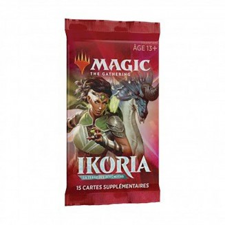 Magic the Gathering : Ikoria la Terre des Béhémoths - Booster