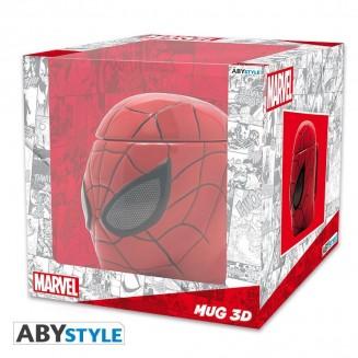 MARVEL - Mug 3D - SPIDER-MAN