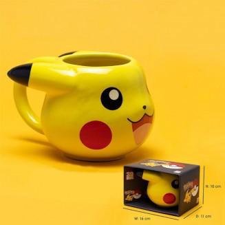 POKEMON - Mug 3D 475 ml Pikachu