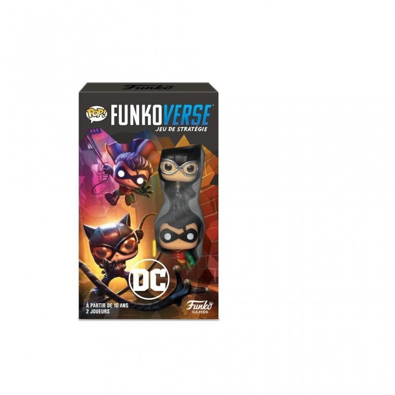 Funkoverse DC Comics - Expandalone