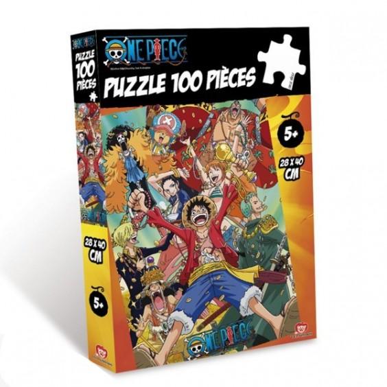 ONE PIECE - Puzzle - 100 pcs New World