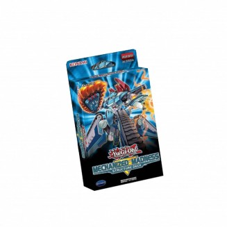 YU-GI-OH! JCC - Deck de Structure : Folie Mechanisée
