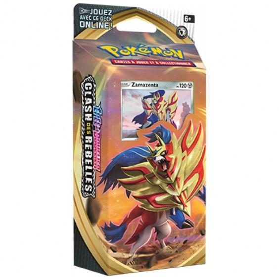 Pokemon – EB02 Épée et Bouclier- Clash des Rebelles : Starter