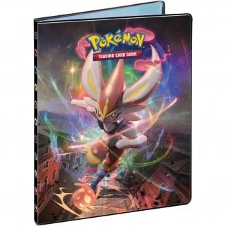 Pokémon EB02 : Portfolio A4 252 cartes