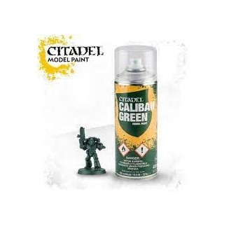 Citadel : Sous Couche - Caliban Green